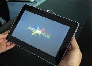 10&acute&acute PC van 2.1 Tablet van het Scherm van de aanraking Androïde met WiFi