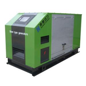 방음 디젤 엔진 발전기 세트 (20-500kVA)