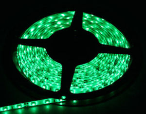 5m 3528 Green DC12V 150 SMD LED Flexible Strip Light Non Water Proof (ECO-F3528G30W-12V)