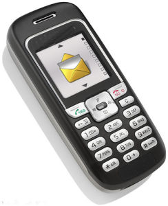 Telefono mobile bollato (J220)