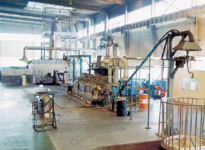 De Lijn van het Ononderbroken Afgietsel & van Rolling van de Staaf van het aluminium