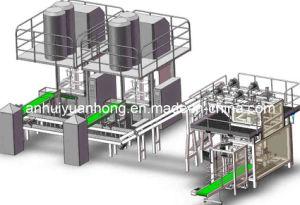 Due-Scomparto Automactic che riempie il macchinario di Packging (VFFS-YH16)