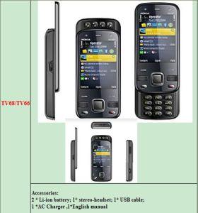 Telefone celular (TV68 TV66)
