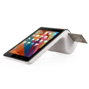 Chipkartedes android-5.1 Terminal-GPS Maschine des PT7003wireless Scanner-NFC Magnatic Handel Positions-mit Bluetooth 58mm Therml Drucker