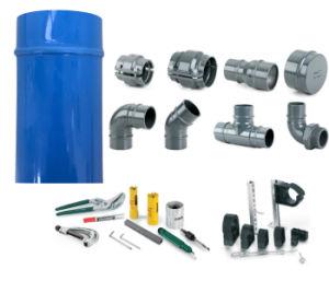 Tubo di alluminio Pipling dell'aria compressa
