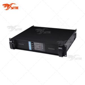 Amplificador profissional do poder superior das canaletas de Fp10000q 4