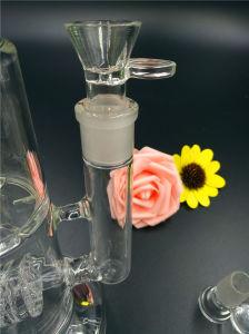 Hierba seca el tazón de vidrio 14mm 18mm para tubos de agua de cristal