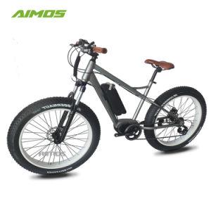 8divertido sistema de transmisión de media montaña de la grasa E Bike Bicicleta eléctrica
