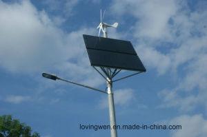 van de 10m80W Zonne de Aangedreven Energie Prijslijst van leiden- Straatlantaarns
