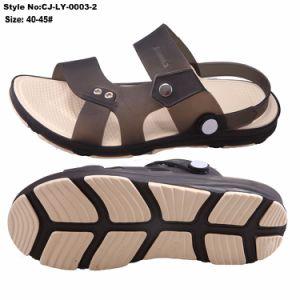 Новые поступления текущих сандалии и босоножки с экологически безвредные TPE верхний