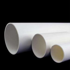 工場価格の高品質の給水PVC管、Dranのプラスチック管
