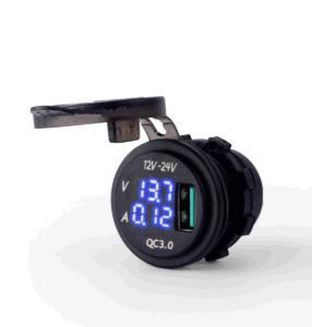 速い充電器3.0 USB車の充電器のアダプター