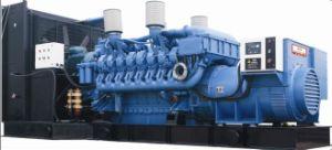 Leistungs-Dieselgenerator MTU-1328kw/Dieselgenerator-Set 12V4000g23