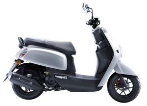 50cc/100cc/125cc/150cc EEC YAMAHA 엔진 가스 모터 스쿠터 기관자전차 (SL100T-S5)