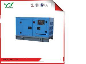 diesel van de Motor 25kVA Isuzu Geluiddichte Generator