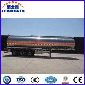 Adr/DOT/Sasoによって証明されるAl5454アルミニウム燃料タンクのトレーラー42000リットルの