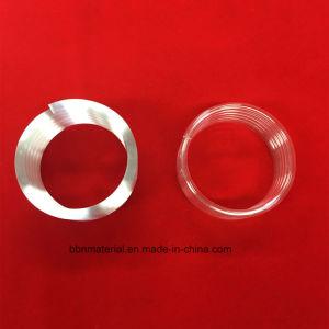 Specialmente tubo di vetro a spirale del quarzo dei prodotti per industria