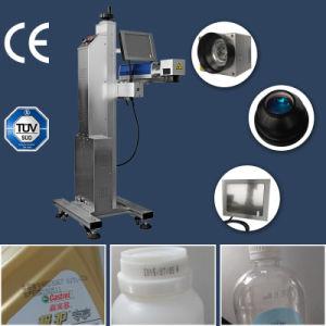 10 W de alta velocidade de máquina a laser jato de tinta UV