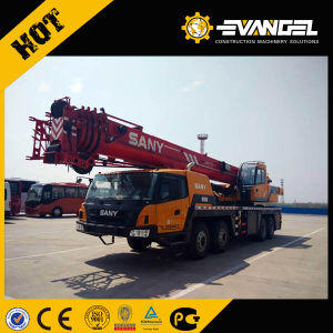 Sany 50 Tonne Stc500 hydraulischen LKW-Kran anhebend