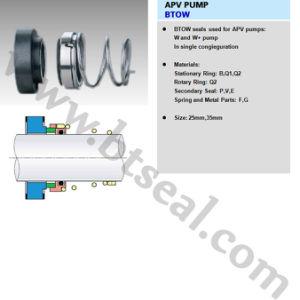 При послепродажном обслуживании уплотнение насоса (BTOW) 4