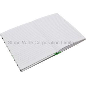 Cobertura rígida Notebook com o organizador do livro Diário de papel personalizado para estudantes