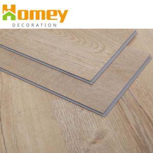 O uso de material de construção interior Clique em pisos de vinil PVC