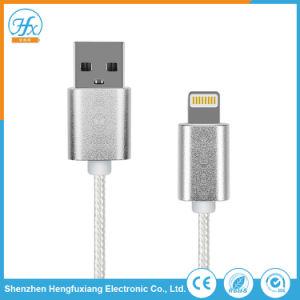 携帯電話のための5V/2.1A電光データ充電器USBケーブル