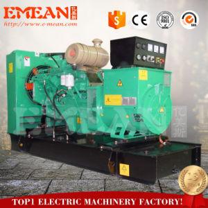 300kw AC 삼상 열려있는 유형 Cummins Engine 디젤 발전기