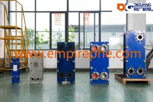 飲料水のためのステンレス鋼の版の熱交換器