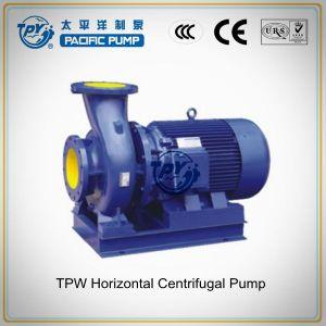Bomba de água centrífuga em linha horizontal (ISW/TPW)