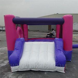 Puente de fiesta para niñas, juegos inflables con certificado CE, buen precio pequeño Combo