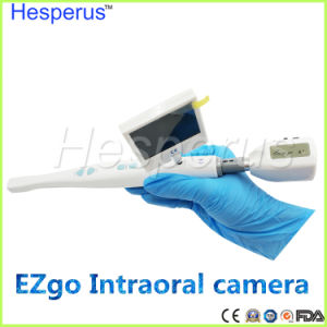 3.0 Mega píxeles dentro de las cámaras Hesperus Dental Oral