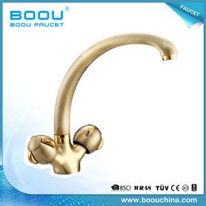 (BQ5321-8) Boouの熱い販売の反銅の真鍮の台所コック
