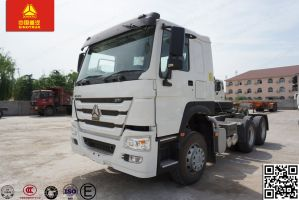 Sino HOWO 6X4 336/371HP LHD/Rhdのトラクターのトラックヘッド