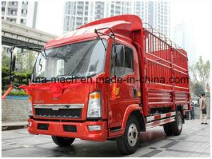De Lichte Vrachtwagen van de Lading van de Vrachtwagen van de Lading van de Staak HOWO Sinotruk Lichte 4*2