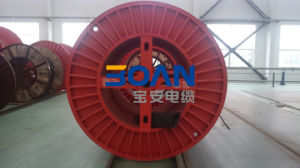 Cu/XLPE/Cts/PVC/Swa/PVC, Power Cable, 6.35/11 Kv, 3/C (BS 6622)