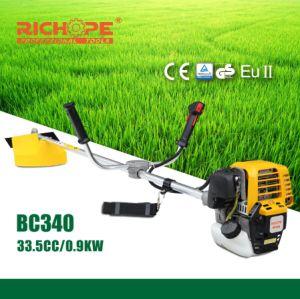 Cortador de cepillo de la gasolina de mejor calidad con 4-Stroke (BC340)