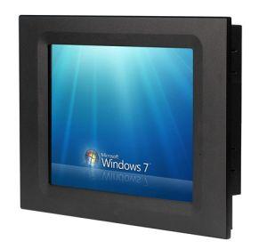 Panel 10.4  산업 PC, N2800 (Dual Cores 1.86GHz), Fanless Design 의 5 철사 Touchscreen, 2GB DDR3 RAM, 320GB HDD
