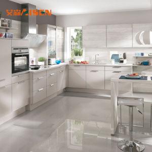 L-förmiger moderner Entwurfs-Küche-Schrank