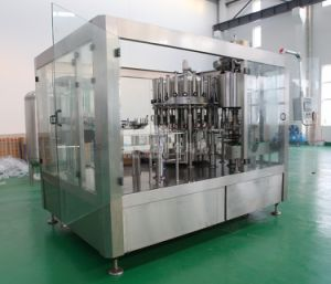 Attrezzatura di produzione di riempimento del vino ad alta velocità automatico