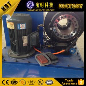 Techmaflexの油圧ホースインドのひだが付く機械価格