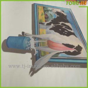 Качество печати красочных детская комната наклейку на стене