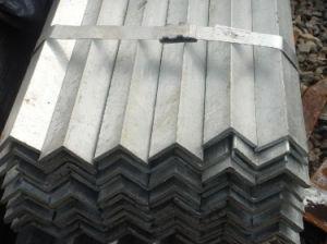 Staaf van de Hoek van het Structurele Staal van het Staal van Mej. Koolstofstaal van u de Gegalvaniseerde