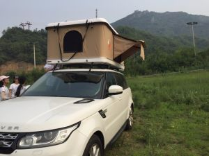 4WD hard Shell Car Roof Top Tent for halls
