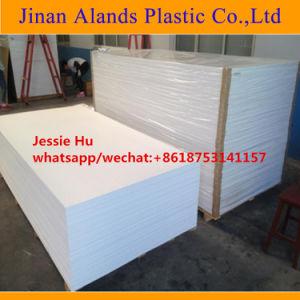 White PVC Foam Board Forex Sheet for Advertisement