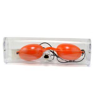 TPU及びパソコンの物質的な吊り鎖のドームの目のSunbedのゴーグル
