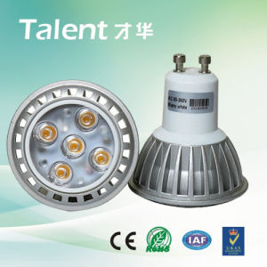 5W Epistar 450lm Ultra Bright GU10 LED Spotlight