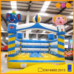 Plaza Catoon Gorila inflable para niños (AQ211)