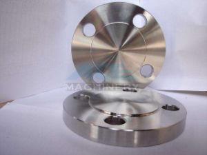 Flangia forgiata non standard dell'acciaio inossidabile grande