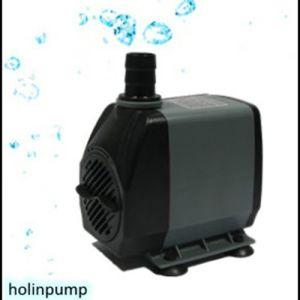 浸水許容の噴水の庭の池水DCポンプ(HL-2000)インラインポンプ
